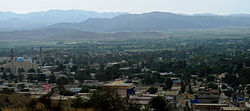 View in Khost, Afghanistan