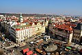 View of Prague from the top of the Old Town Hall Tower (8) (26222850471).jpg