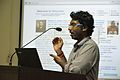Vignesh R Presents Accessing Offline Wikipedia In Rural Area - Wiki Conference India - CGC - Mohali 2016-08-05 7000.JPG