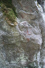 Viherinkoski rock paintings