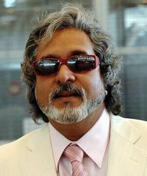 Vijay Mallya - Mallya in 2010