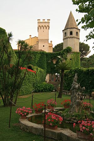 Villa Cimbrone - The gardens.