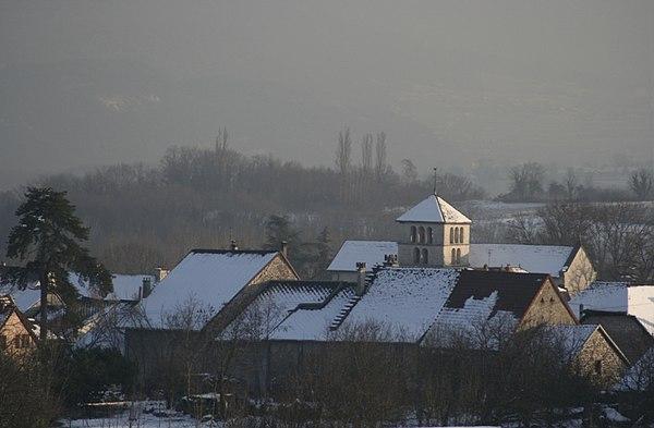 Photo de la ville Ceyzérieu