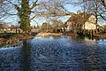 Village pond at Diddington - geograph.org.uk - 1745253.jpg