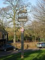 Village sign, Ripple - geograph.org.uk - 634855.jpg