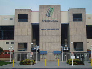 Virginia Beach Sportsplex - Image: Virginia Beach Sportsplex B