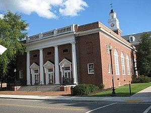Virginia State University - Campus 2006
