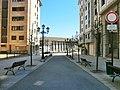Vista de la calle Bellmunt-médico-1.jpg