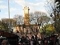Vista desde Av. De los Corrales, domingo dia de Feria.jpg