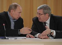 Vladimir Putin and Viktor Tolokonsky, February 2012.jpeg