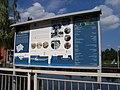 Vodní dílo Troja - Podbaba, informační tabule (01).jpg