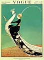 Vogue cover April 1st, 1918, by George Wolfe Plank.jpg