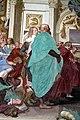 Volterrano, fasti medicei 09 Cosimo I associa al governo il figlio Francesco, 1637-46, 06.JPG