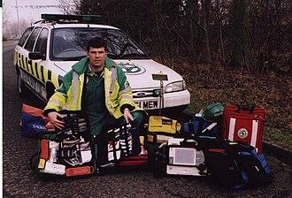 Magpas - Image: Volunteer 1990s