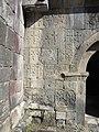Vorotnavank Monastery (cross in wall) (96).jpg