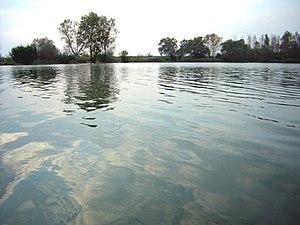 Bela Crkva lakes - Vračev Gaj lake