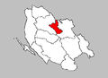 Vrhovine municipality map.PNG