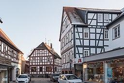 Wächtersbach, Bachstraße 21, Obertor 1