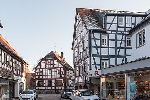 Wächtersbach, Bachstraße 21, Obertor 1 20170126 001