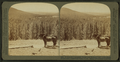 W. from Continental Divide over Shoshone Lake to the Grand Teton, Yellowstone Park, U.S.A, by Underwood & Underwood 3.png