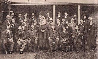 Western Australian Legislative Assembly - Members of the Western Australian Legislative Assembly, 1896