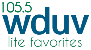 WDUV soft adult contemporary radio station in New Port Richey, Florida, United States