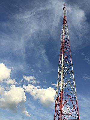 WHHL - WHHL transmitting tower