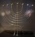 WLA jewishmuseum Hanukkah Lamp by Ludwig Yehuda Wolpert.jpg