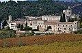 WLM14ES - Vista general del Reial Monestir de Santes Creus, Aiguamurcia, Alt Camp - MARIA ROSA FERRE (2).jpg