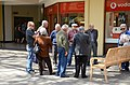 WTF Fred Oostryck Old Freo men in the Mall 1.jpg