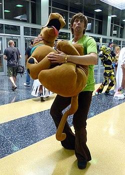 WW Chicago 2015 - Scooby Doo & Shaggy (21022616686).jpg