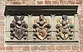 Wahmstraße 49 (Lübeck-Altstadt).Bruskaus Gang.Portal.Wappen.ajb.jpg
