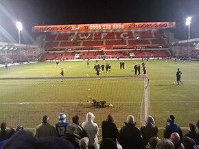 Bescot Stadium - Wikipedia