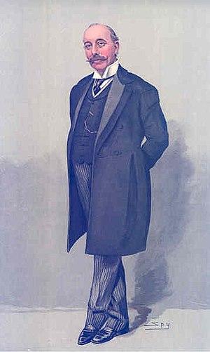 Walter Roper Lawrence - Image: Walter Lawrence Vanity Fair 15 June 1905
