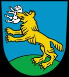 Das Wappen von Lebus