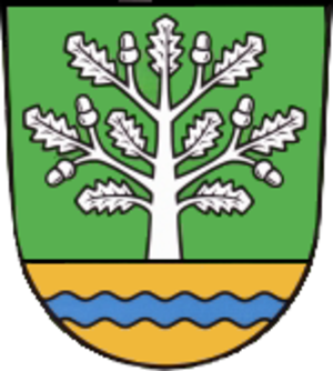 Milzau - Image: Wappen Milzau