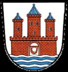 Das Wappen von Rendsburg