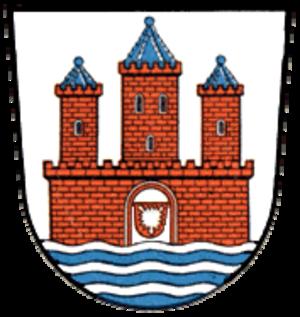 Rendsburg - Image: Wappen Rendsburg