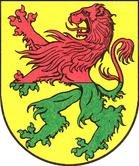 Das Wappen von Sayda