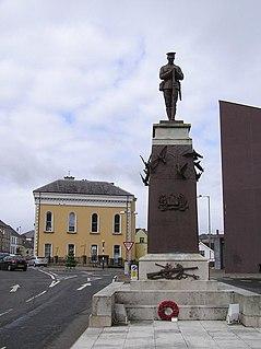 County Fermanagh War Memorial World Wars memorial, Enniskillen, Northern Ireland
