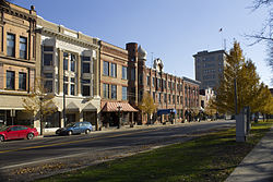 Downtown Warren