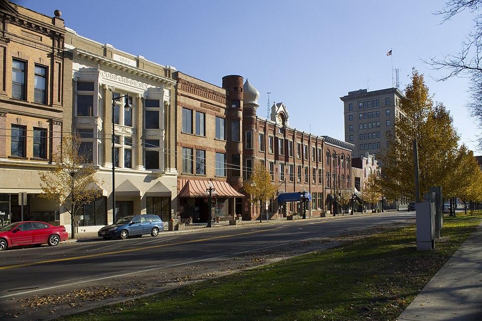 Downtown Warren