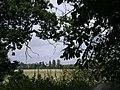 Warwick Castle from Leafields - geograph.org.uk - 1183416.jpg