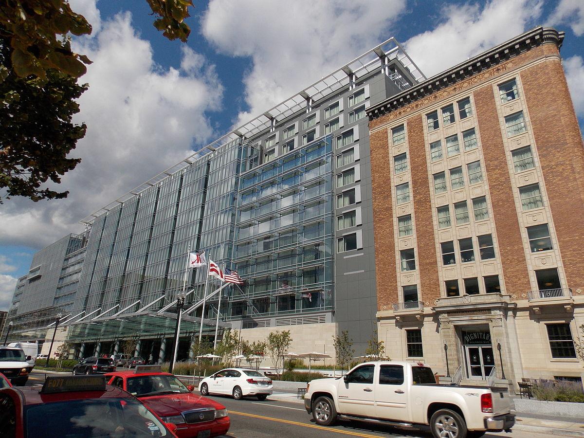 Washington Marriott Marquis - Wikipedia