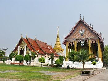 Wat Phra That Chang Kham, Nan