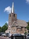 wateringen - kerkgebouw aan plein 9