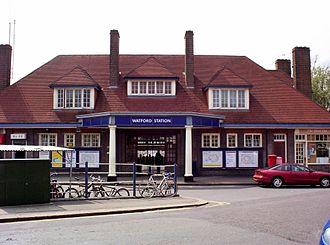 Cassiobury - Watford Underground Station