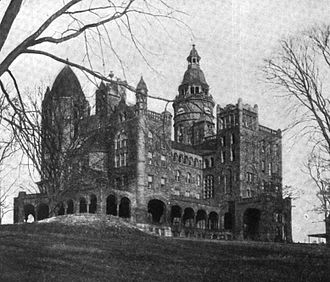 Webb Institute - Webb's Academy and Home for Shipbuilders, Bronx, New York City (c. 1899)
