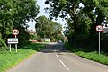 Welcome to King's Norton - geograph.org.uk - 500559.jpg
