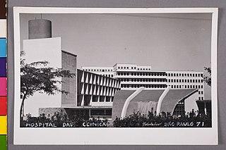 Hospital das Clínicas - S. Paulo Fotolabor São Paulo 71